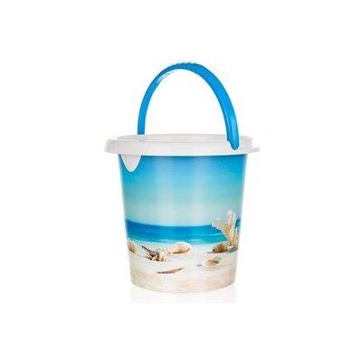 Brilanz Sea kbelík plastový 21,5 x 23 cm 5 l