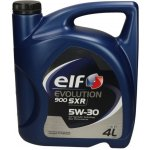 Elf Evolution 900 SXR 5W-30, 4 l