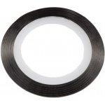 Ozdobná páska černá 1 mm