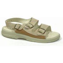 4baa148d65023 Santé N/517/46/28/47/SP pánské zdravotní sandály béžové