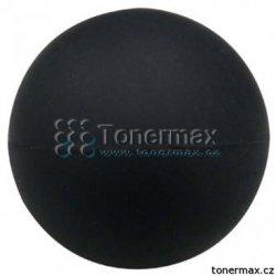 Podložky a stojany k notebooku Podstavec pod notebook Magic Ball, silikonový, černý, LOGO