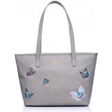 England Butterfly Shopper šedá