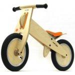 Kokua odrážedlo Like to Bike Mountain Oranžová