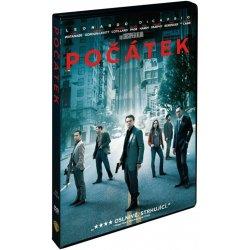 počátek DVD