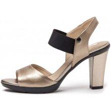 Geox dámské sandály Jadalis zlatá