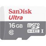 SanDisk microSDHC 16GB UHS-I U1 SDSQUNS-016G-GN3MN