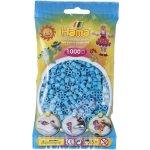 HAMA H207-49 Hama zažehlovací azurově modré korálky 1000ks MIDI