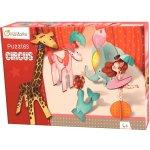 Avenue Mandarine 3D puzzle Dívka v cirkusu