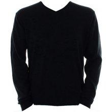 Pánský svetr Arundel V-Neck Černá