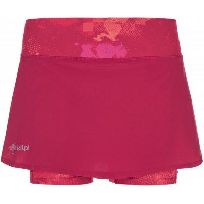 Kilpi dámská běžecká sukně TITICACA-W PL0083KIPNK růžová