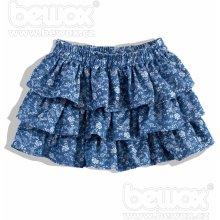 Dívčí džínová sukně KNOT SO BAD CZ168811BL5D 657adff6b6