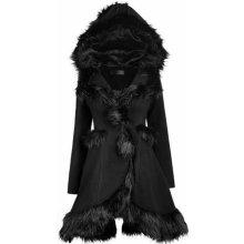709f6ba6c3b PUNK RAVE Kitsune kabát dámský LY-056