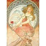 Pohlednice Painting, Alfons Mucha (Malířství)