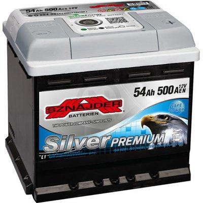 Sznajder Silver Premium 12V 54Ah 500A 55435
