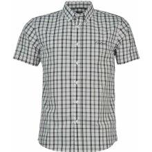 Pierre Cardin pánská košile White/Blk Check