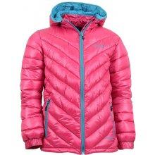 Kilpi Braski-JG dívčí zimní bunda růžová