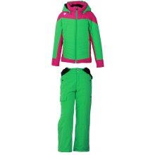 Descente LTD. Descente dětský set AVA bunda+kalhoty