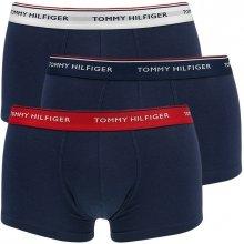 de204c247e Tommy Hilfiger boxerkytmavě modré s basic gumou 3 pack