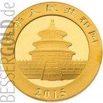 Panda Zlatá mince 1 2 Oz