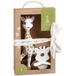 Vulli Sophie žirafa + Sophie So´Pure kousátko