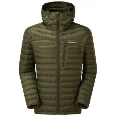 Montane Featherlite Down Jacket Kelp Green