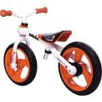 JD Bug odrážedlo Training Bike nafukovací kola oranžové