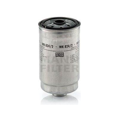 MANN-FILTER Palivový filtr MF WK824/2