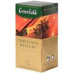 GREENFIELD GF Black Christmas Mystery 25 x 1.5 g
