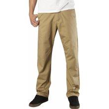 Fox kalhoty Essex Pant Dark khaki