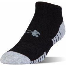 89d9069dfb2 Under Armour ponožky HeatGear Tech Noshow 3pk černé Čierna