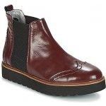 0af70227919 Ippon Vintage Kotníkové boty HUNTER THICK Červená