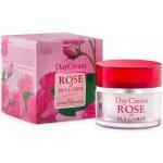 BioFresh Rose denní pleťový krém s růžovou vodou, rozmarýnem a heřmánkem 50 ml