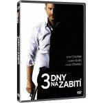 3 dny na zabití DVD