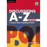 Discussions A-Z Advanced Book