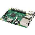Raspberry Pi 3 Model B Quad Core 1.2 GHz 64bit CPU 1GB RAM WiFi Bluetooth 4.1