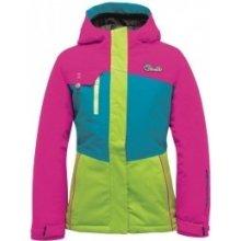 Dare 2b Snowdrift Jacket dětská bunda elektrik pink