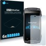 Ochranná fólie Savvies na Evolveo StrongPhone Q8 LTE, 6ks