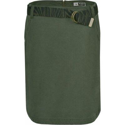Bushman Sumatra dámská sukně tmavě zelená