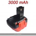 PATONA PT6002 Bosch 12 V, 3000 mAh, Ni-MH 22612 - neoriginální