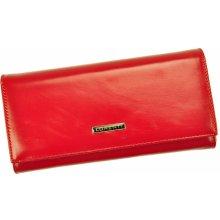 Lorenti Dámská kožená peněženka Julie červená 6ce95d0cff0