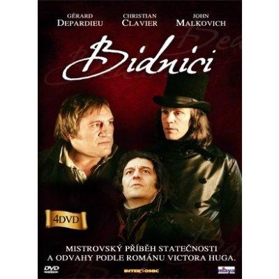 Bídníci DVD