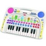 Simba klávesový systém se zvuky zvířátek