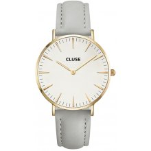 Cluse La Bohéme Gold White/Grey