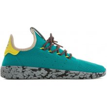Adidas Originals Mens Pharrell Williams Tennis HU Trainers Teal
