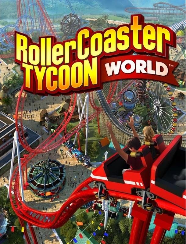 RollerCoaster Tycoon World - 0