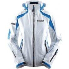 Hannah SILIQUE kaolin/briliant blue 38 lyžařská bunda