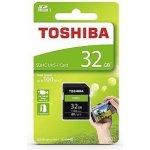 Toshiba SDHC Class 10 32GB THN-N203N0320E4