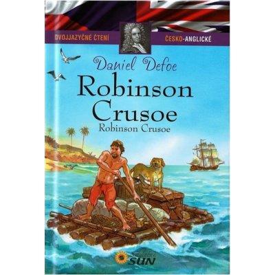Dvojjazyčné čtení Česko-Anglické Robinson Crusoe