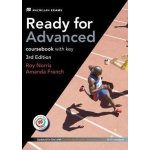 Ready for Advanced 3rd ed. 2015 Student's Book & MPO & Audio Pack with Key