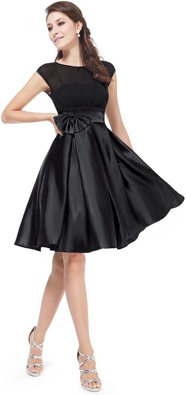 a47638d0b55 Ever Pretty šaty do tanečních plesové 6113 černá alternativy - Heureka.cz